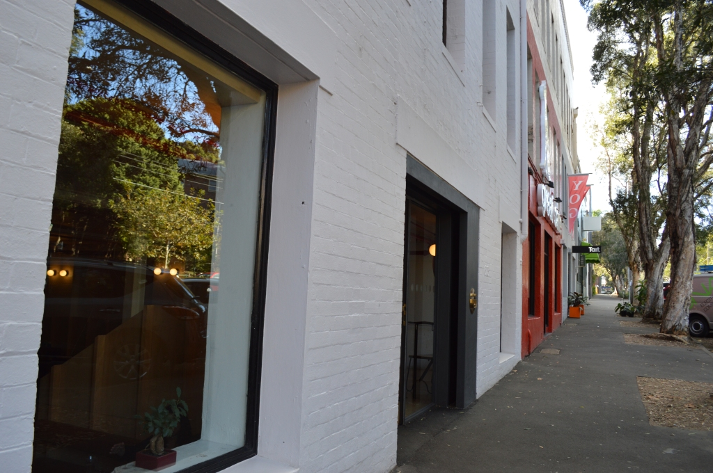 Street-view of Three Williams Cafe