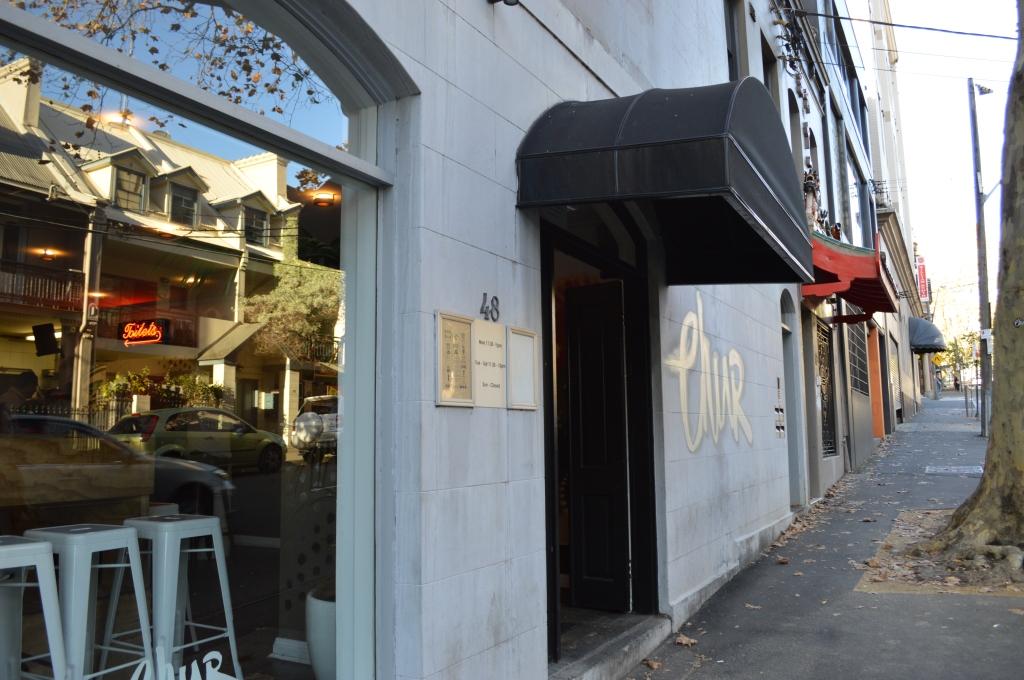Street-view of Chur Burger