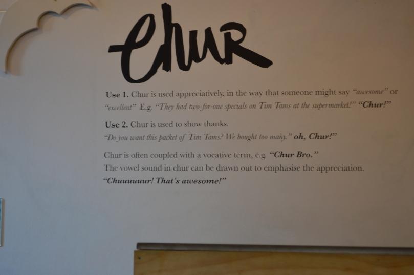 "Definition of ""Chur"""