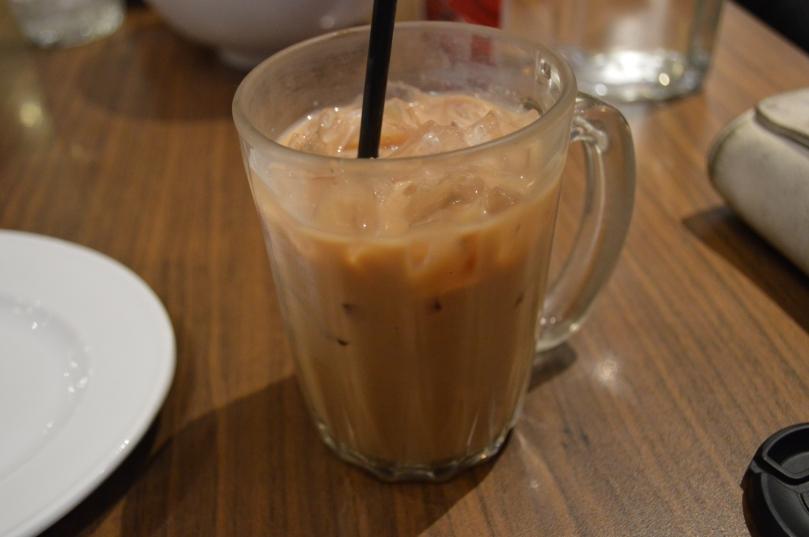 Iced Milk Tea ($5.00)