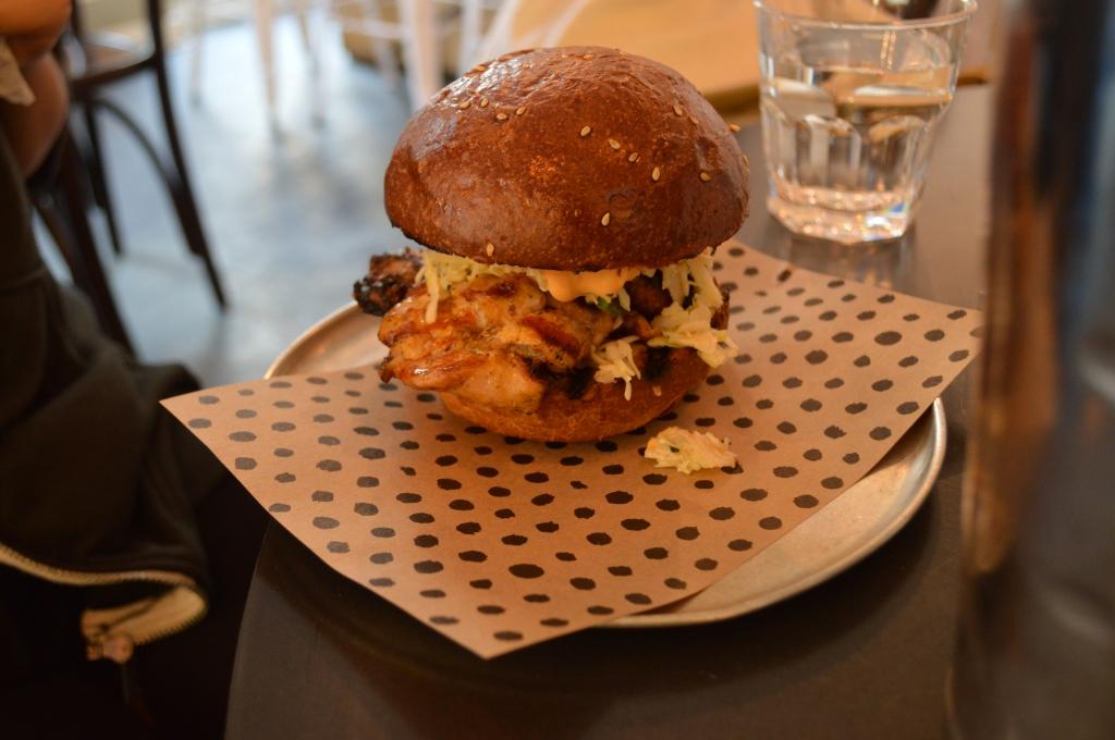 Fish Burger ($10)