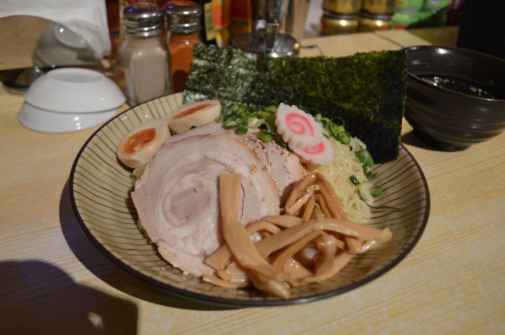 Tsukemen at Ryo's