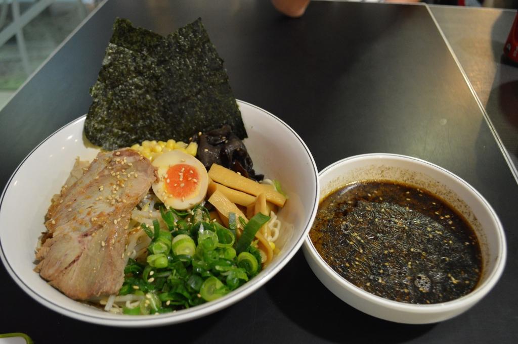 Tsukemen ($14.00)