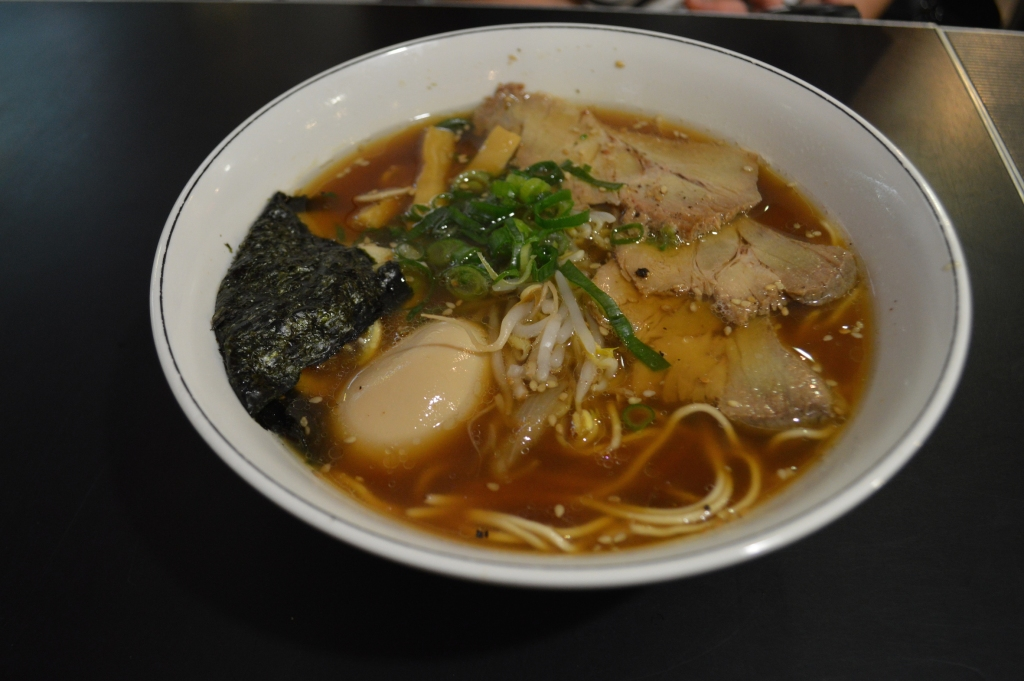 Tokyo Soy Ramen ($11.50)