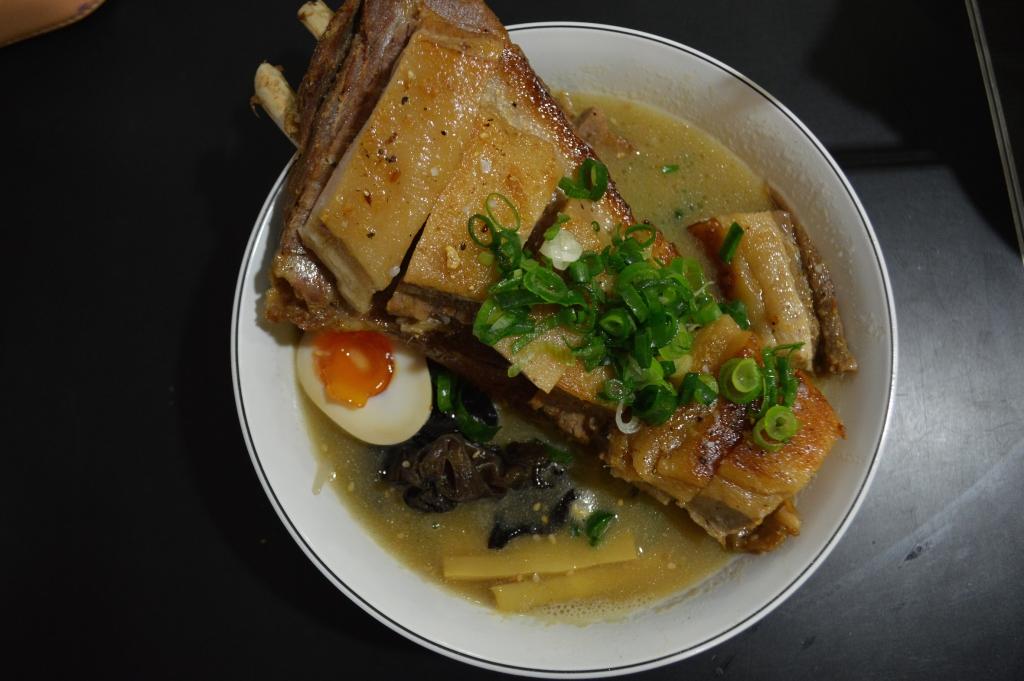 Pork Rib Ramen ($20.00)