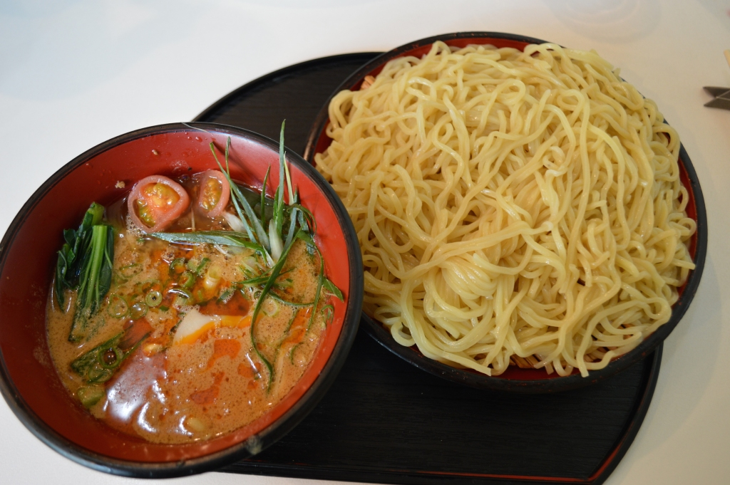 Tsukemen ($13.00)