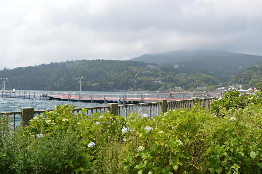 Port at Hakone