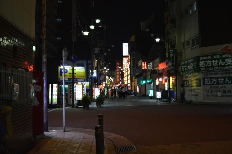 Shinsekai by night
