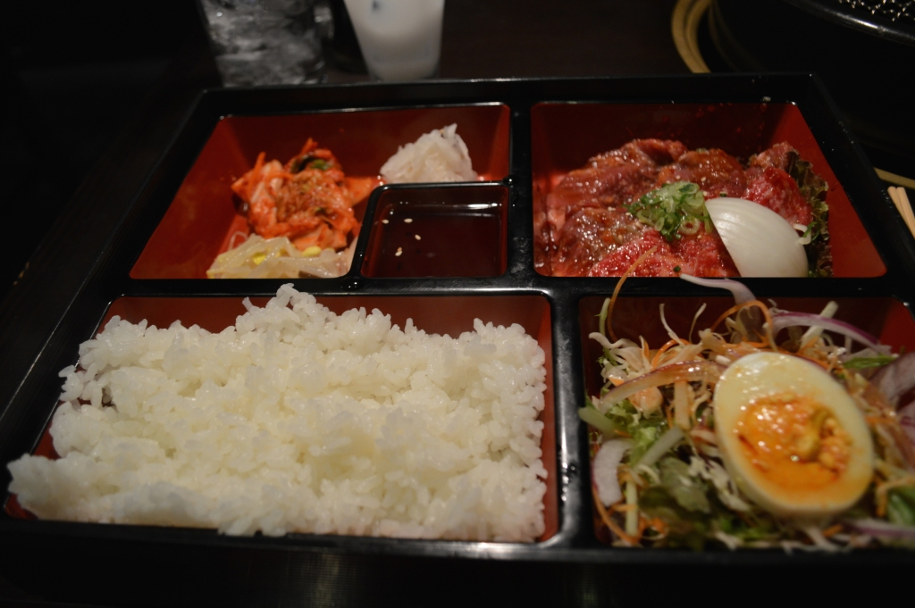 Bento for lunch