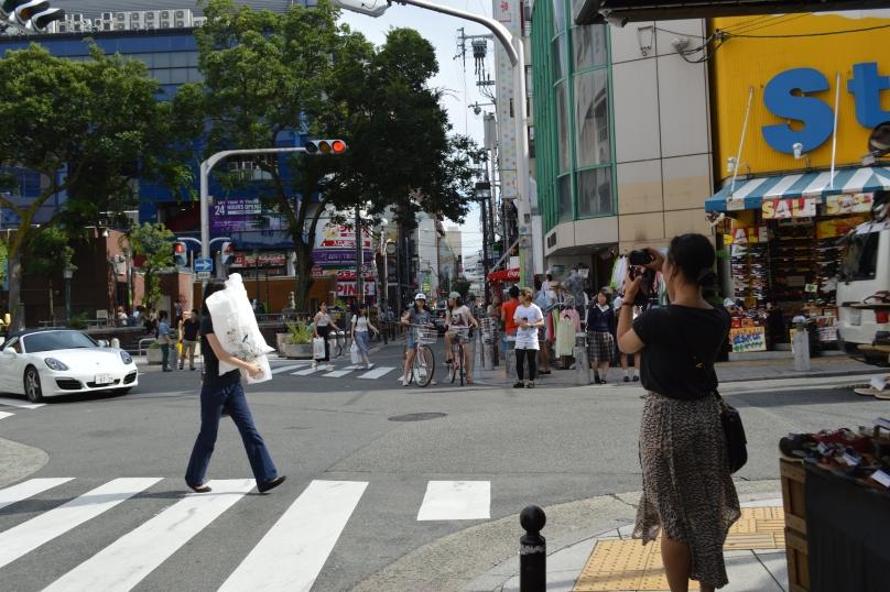 Tourist life