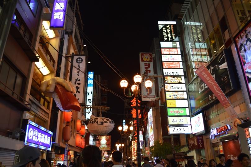 We love Osaka