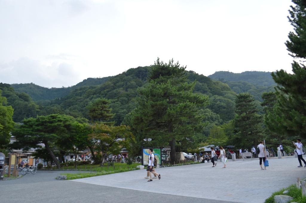 Around Togesukyo Bridge