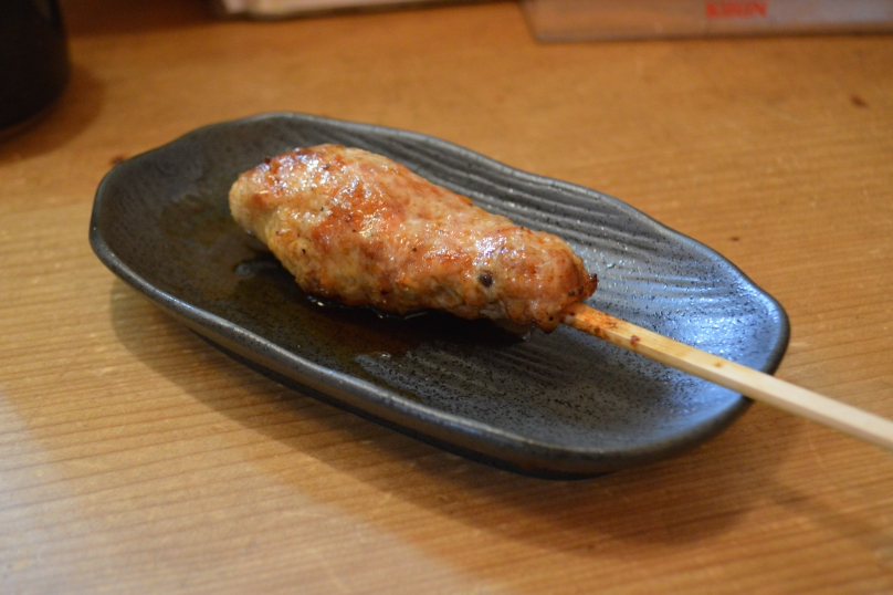 Tsukune- chicken meatball