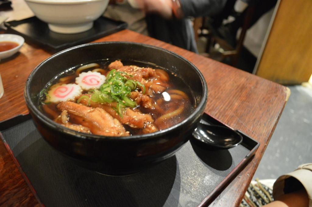 Chicken Teriyaki Udon ($10.90)