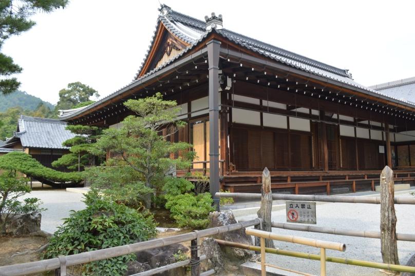 Around Kinkaku-ji