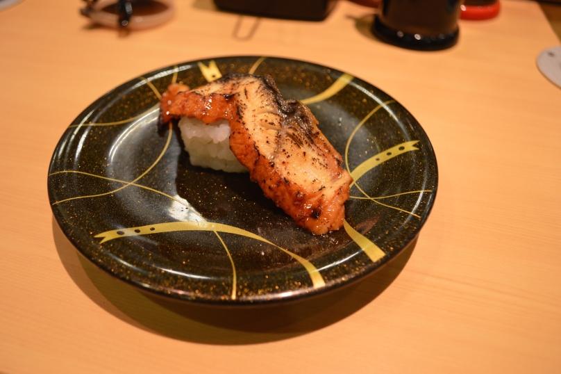 Unagi- broiled freshwater eel