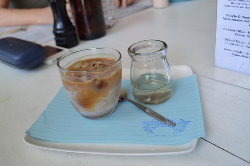 Iced Coffee ($