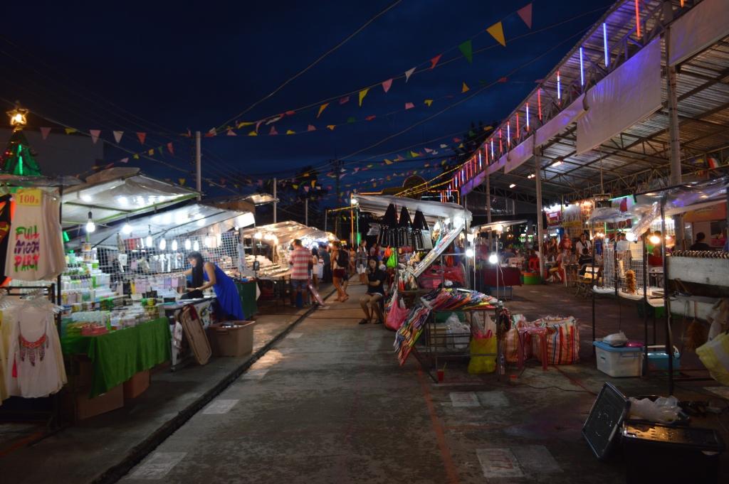 Chaweng night markets