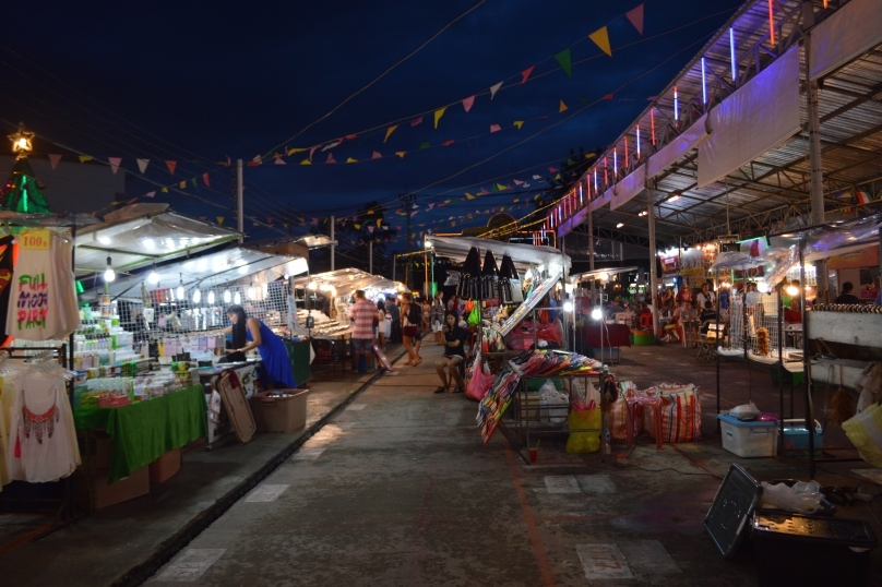 Chaweng night markets