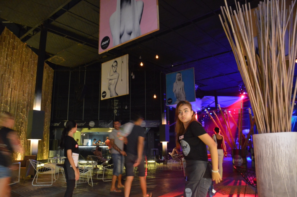 Interior of Sound Hotel, Koh Samui