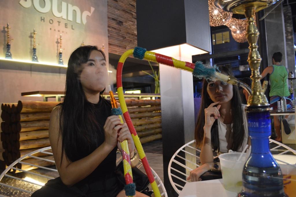 Shisha at Sound Hotel