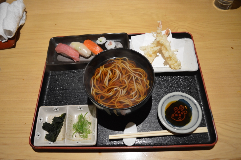 Set meal for 1015 yen
