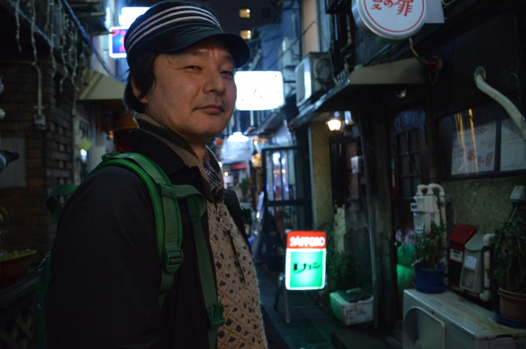 Tokyoites- perhaps the friendliest people in the world