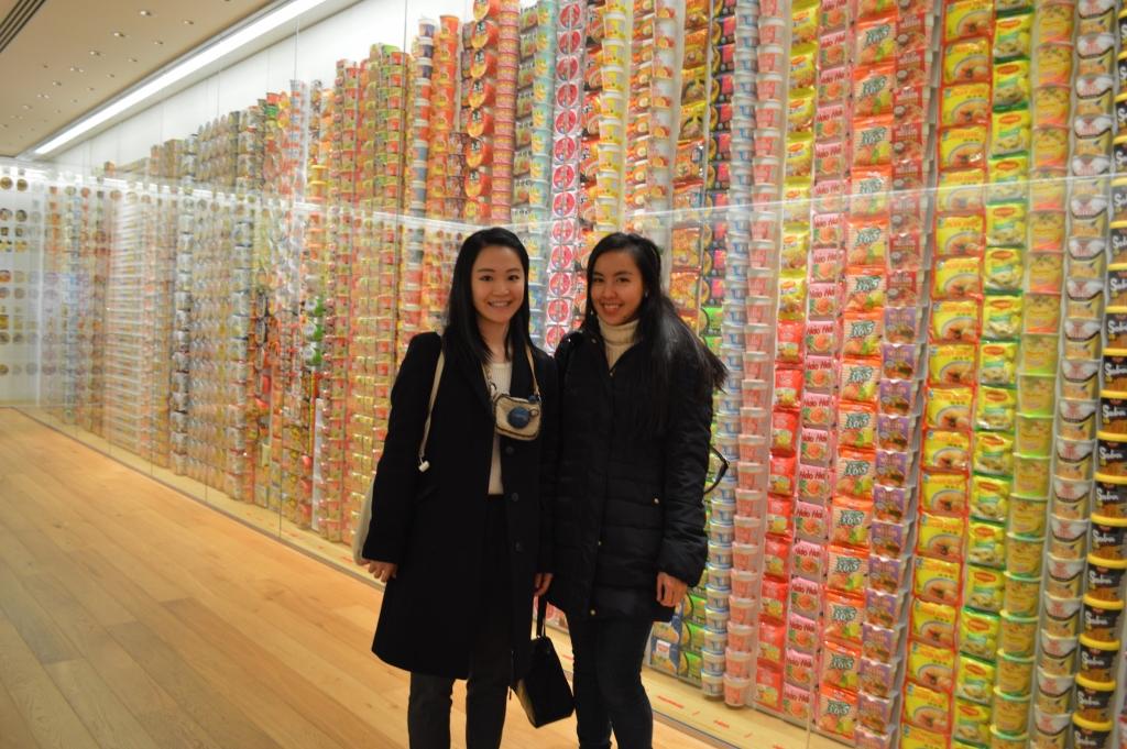 Cup noodle museum, Yokohama