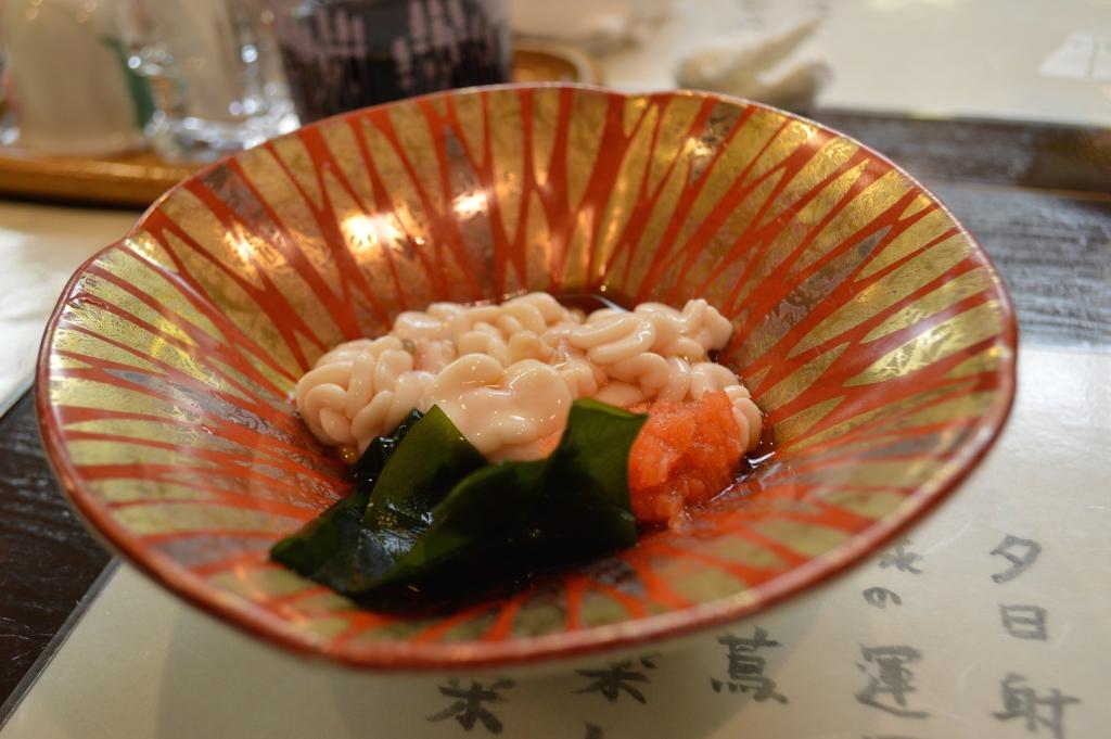 Shirako- cod fish sperm