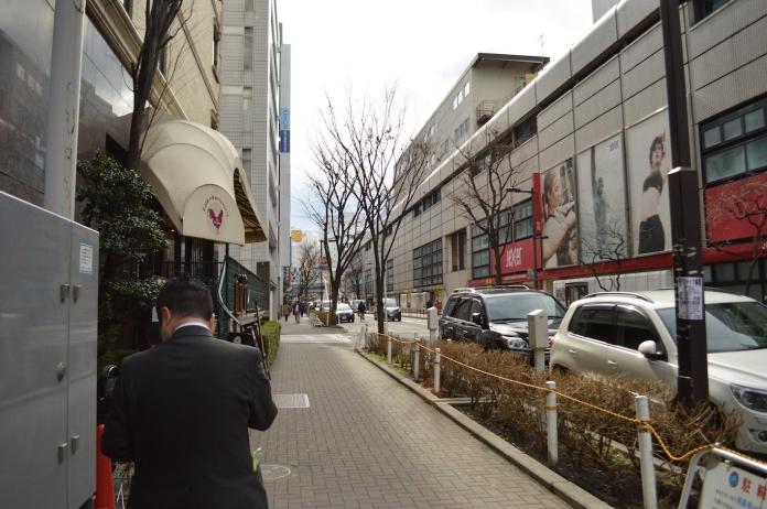Walking in Ueno