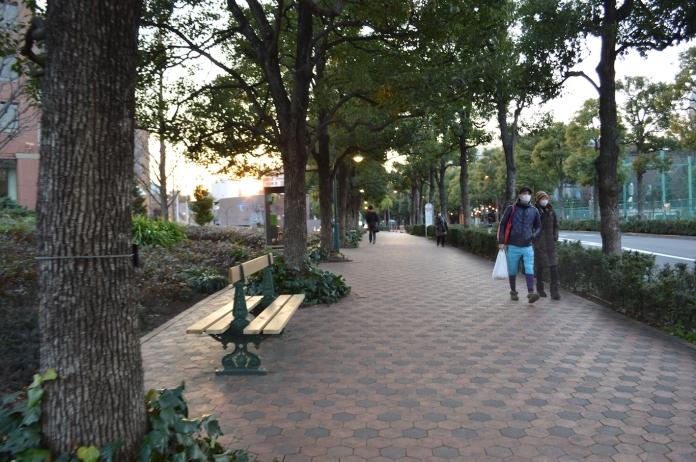 Streets of Ebisu