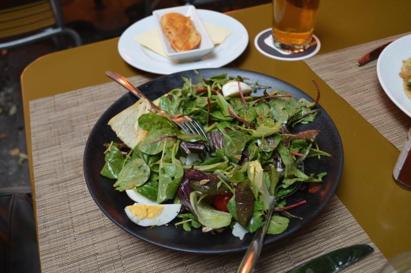 Mum's salad