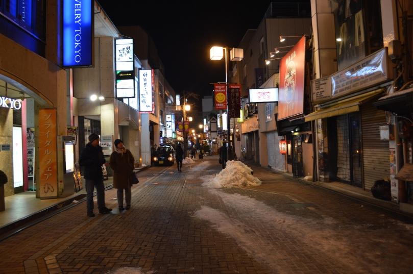 Streets of Nagano