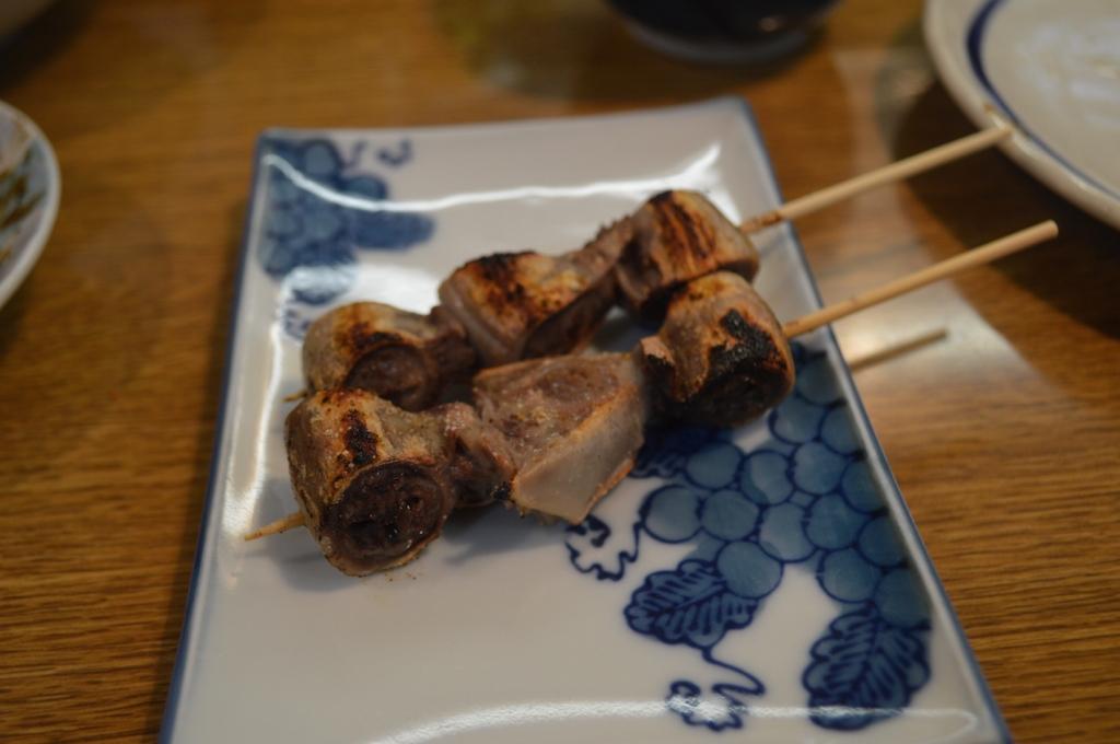 Kobukuro- pork uterus