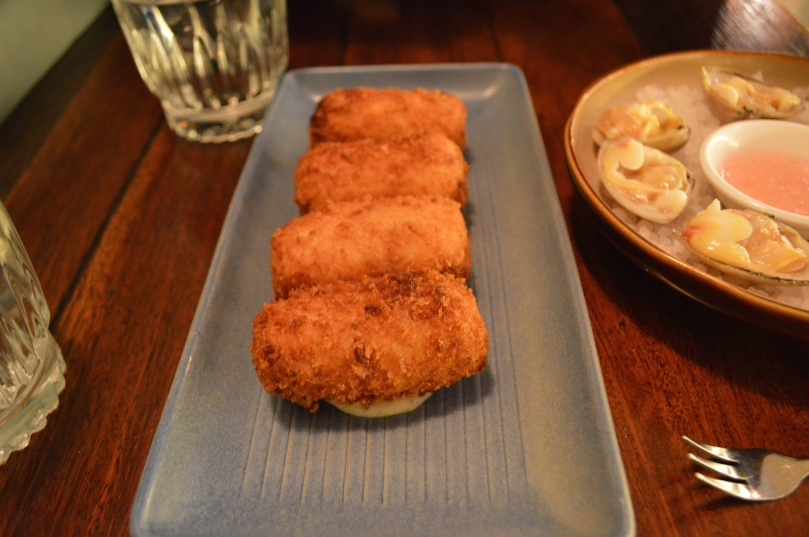 NZ Blue Eye Croquettes ($4 each)