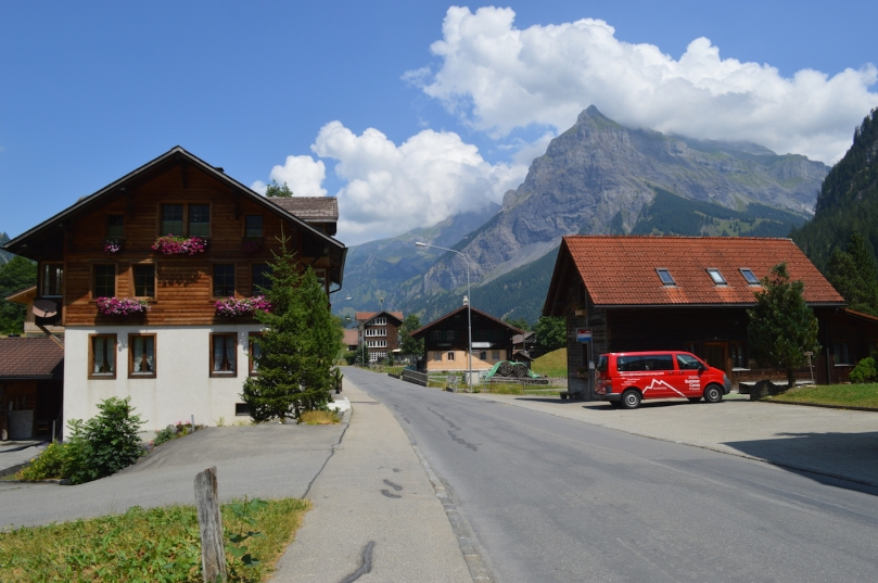 Swiss houses