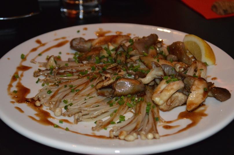 Assorted mushrooms ($19)