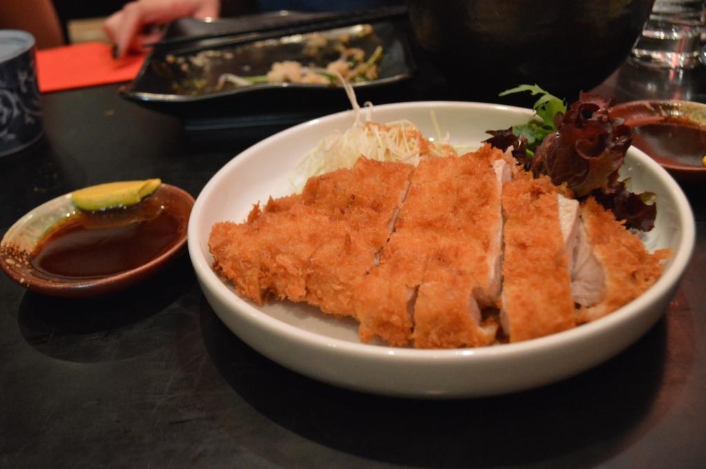 Pork Tonkatsu ($20)