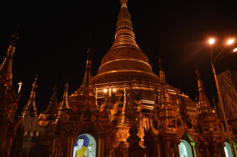yangon travel myanmar